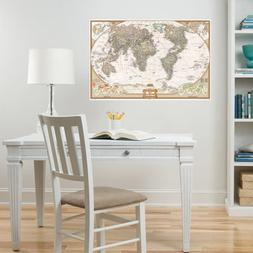 Wall Pops National Geographic World Map Wall Decals