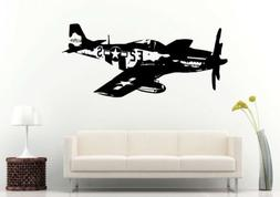 Wall Room Decal Vinyl Sticker U.S. Air Force Vintage Air Pla