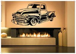 Wall Room Decor Art Vinyl Sticker Mural Decal Retro Vintage