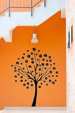 Wall Stickers Vinyl Decal Tree Branch Floral Decor For Livin