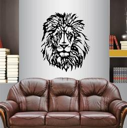In-Style Decals Wall Vinyl Decal Home Decor Art Sticker Lion