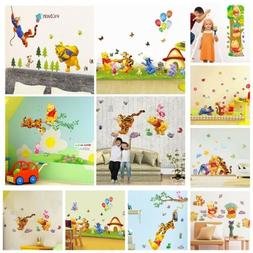 Winnie The Pooh Wall Decals Tigger Animal Kids Room Nursery