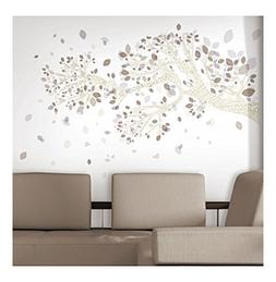 RoomMates Words of Nature Peel & Stick Giant Wall Decals